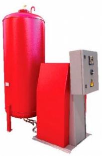 АУПД SPL-H на базе одного насоса