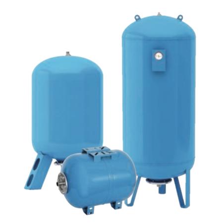 Мембранные баки для систем водоснабжения
