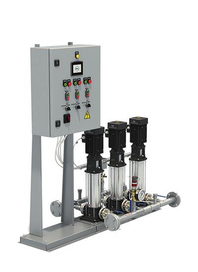 Автоматические установки повышения давления SPL®